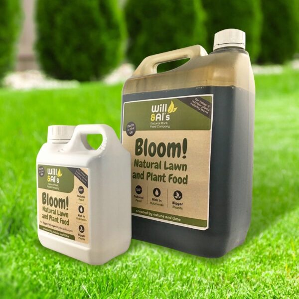 Bloom! Natural Lawn & Plant Food